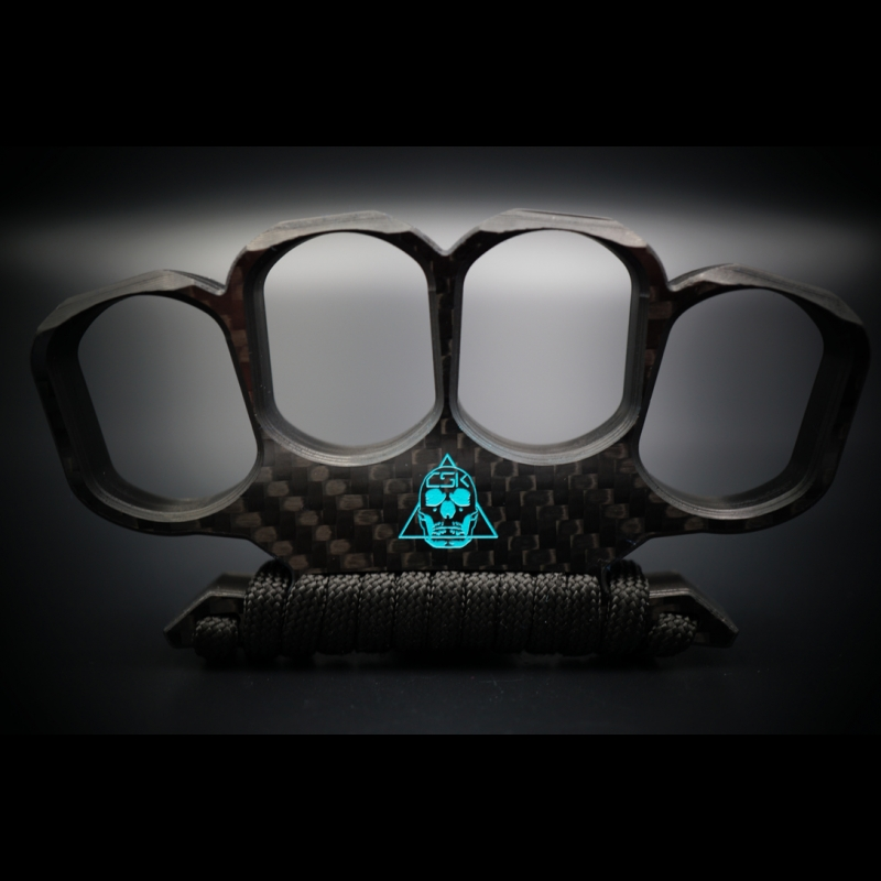 Carbon Skull Knuckle