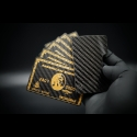 Carbon Skull Wallet